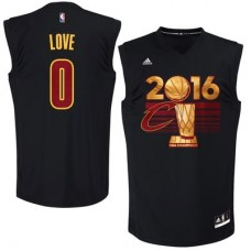 Cleveland Cavaliers - Kevin Love 2016 Finals Champions NBA Dres