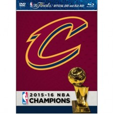 Cleveland Cavaliers - 2016 NBA Finals Champions DVD & Blu-Ray