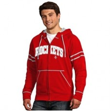 Houston Rockets - Velocity Full Zip NBA Mikina s kapucňou