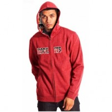 Houston Rockets - Wall Of Fame Full Zip NBA Mikina s kapucňou