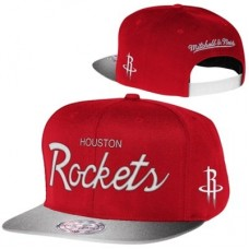 Houston Rockets - Reflective NBA Čiapka