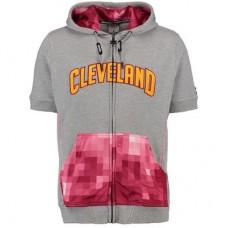 Cleveland Cavaliers - Zipway Pixel NBA Mikina s krátkym rukávom