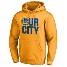 Golden State Warriors - Our City NBA Mikina s kapucňou