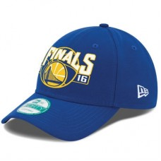 Golden State Warriors - 2016 NBA Finals Bound 9FORTY Adjustable NBA Čiapka