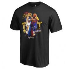 2016 NBA Finals Dueling Thompson vs. Irving Matchup NBA Tričko