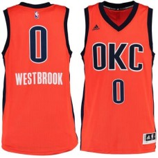 Oklahoma City Thunder - Russell Westbrook NBA Dres