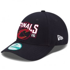 Cleveland Cavaliers - 2016 Finals Bound 9FORTY Adjustable NBA Mikina s kapucňou