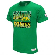 Seattle SuperSonics - Traditional Fan NBA Tričko
