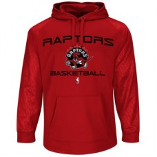 Toronto Raptors - Jump Off Synthetic Pullover NBA Mikina s kapucňou