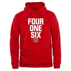 Toronto Raptors - Area Code Pullover NBA Mikina s kapucňou