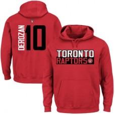 Toronto Raptors - DeMar DeRozan NBA Mikina s kapucňou