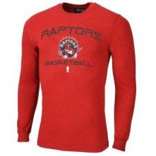 Toronto Raptors - Jump Off Marled NBA Tričko s dlhým rukávom