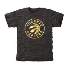 Toronto Raptors - Gold Collection Tri-Blend NBA Tričko