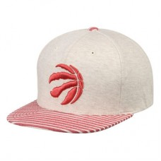 Toronto Raptors - Oatmeal Heathered Snapback Adjustable NBA Čiapka