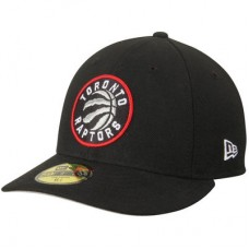 Toronto Raptors - Low Profile 59FIFTY Fitted NBA Čiapka