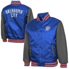 Oklahoma City Thunder - Classic Hook Satin NBA Bunda