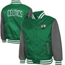 Boston Celtics - Classic Hook Satin NBA Bunda