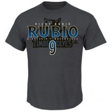 Minnesota Timberwolves - Ricky Rubio Tonal Player NBAp Tričko