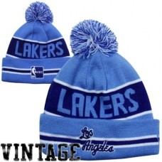 Los Angeles Lakers - Coach Cuffed NBA Knit Čiapka