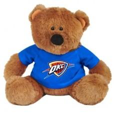 Oklahoma City Thunder - Plyšový NBA Medvedík