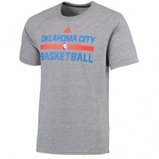Oklahoma City Thunder - On-Court climalite Ultimate NBA Tričko