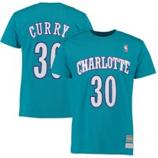 Charlotte Hornets - Dell Curry NBA Tričko