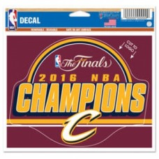 Cleveland Cavaliers - 2016 Finals Champions NBA Nálepka