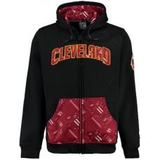 Cleveland Cavaliers - Zipway Signature Basics Full-Zip NBA Mikina s kapucňou