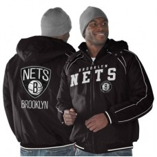 Brooklyn Nets - Receiver V NBA Zimná Bunda