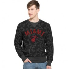 Miami Heat - Stealth Camo NBA Mikina
