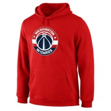Washington Wizards - Primary Logo NBA Mikina s kapucňou