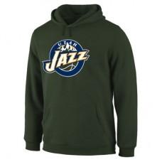 Utah Jazz - Primary Logo NBA Mikina s kapucňou