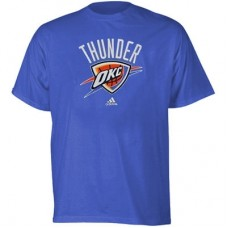 Oklahoma City Thunder - Primary Logo NBA Tričko