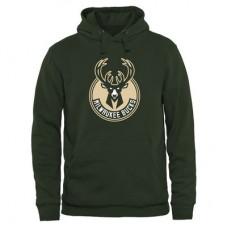 Milwaukee Bucks - Primary Logo NBA Mikina s kapucňou
