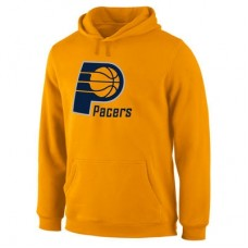 Indiana Pacers - Primary Logo NBA Mikina s kapucňou