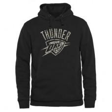 Oklahoma City Thunder - Court Warrior NBA Mikina s kapucňou