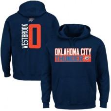 Oklahoma City Thunder - Russell Westbrook NBA Mikina s kapucňou
