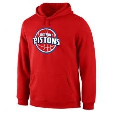 Detroit Pistons - Primary Logo NBA Mikina s kapucňou
