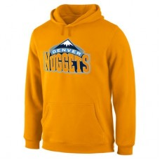 Denver Nuggets - Primary Logo NBA Mikina s kapucňou
