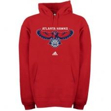 Atlanta Hawks - Full Primary Logo NBA Mikina s kapucňou