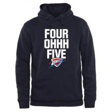 Oklahoma City Thunder - Area Code NBA Mikina s kapucňou