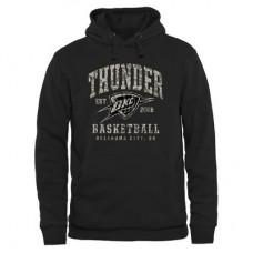 Oklahoma City Thunder - Camo Stack NBA Mikina s kapucňou