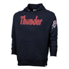 Oklahoma City Thunder - Hardwood Classics Striker NBA Mikina s kapucňou