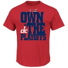 Washington Wizards - Own the Playoffs NBA Tričko