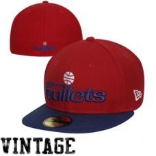 Washington Wizards - 2-Tone Vintage  NBA Čiapka