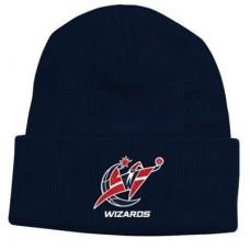 Washington Wizards - Basic Logo Cuffed Knit NBA Čiapka