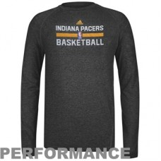 Indiana Pacers - Practice Performance Long Sleeve  NBA Tričko