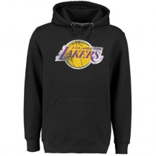 Los Angeles Lakers - Distressed NBA Mikina s kapucňou