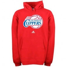 Los Angeles Clippers - Primary Logo Pullover  NBA Mikina s kapucňou