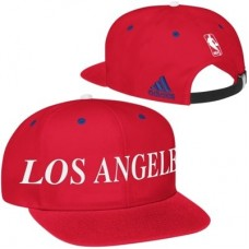 Los Angeles Clippers - Oversized Wordmark NBA Čiapka